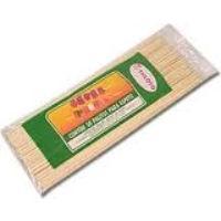 Espeto de churrasco madeira 100x1