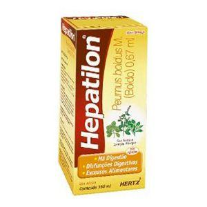 Hepatilon 150ml.