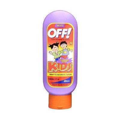 Repelente infantil Off! Kids 117ml.