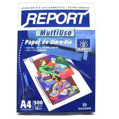 Papel sulfite A4  Report 500 folhas