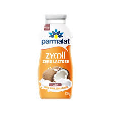 Bebida láctea zero lactose sabor coco Zymil 170g