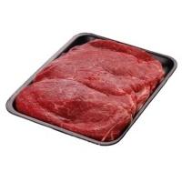 Bife de patinho bovino resfriado 500g.