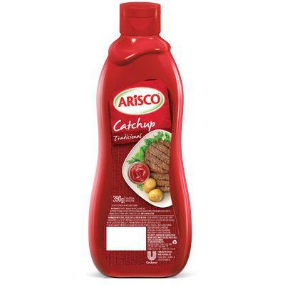 Catchup tradicional Arisco 390g.