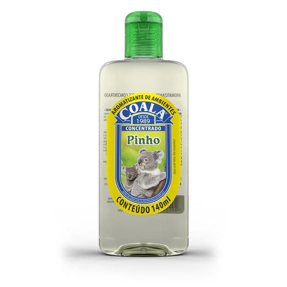 Aromatizante concentrado pinho Coala 120 ml.