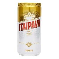 Cerveja Itaipava lata 269ml