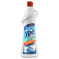 Limpa limo 4 em 1 cloro gel Ypê 520ml.