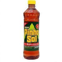 Desinfetante Pinho Sol original 500ml.