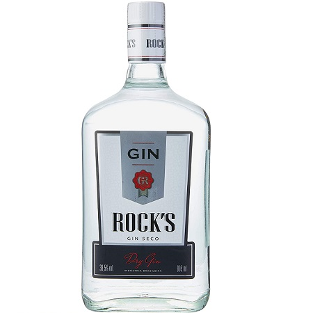 Gin Rocks seco 995ml
