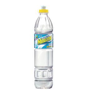 Detergente liquido fresh Minuano 500ml.