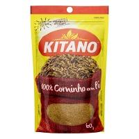 Cominho em pó Kitano 60g.