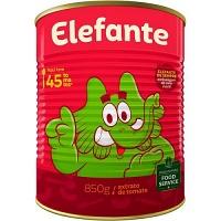 Extrato de tomate Elefante lata 850g.
