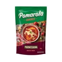 Molho de tomate sabor parmegiana Pomarola sachê 300g
