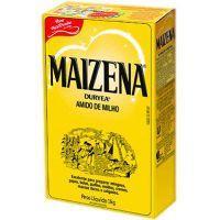 Amido de milho Maizena 1kg.