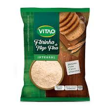 Fibra de trigo Vitao 200g