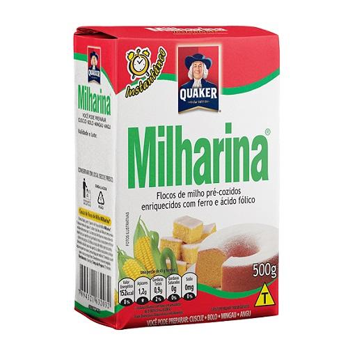 Milharina Quacker 500g.