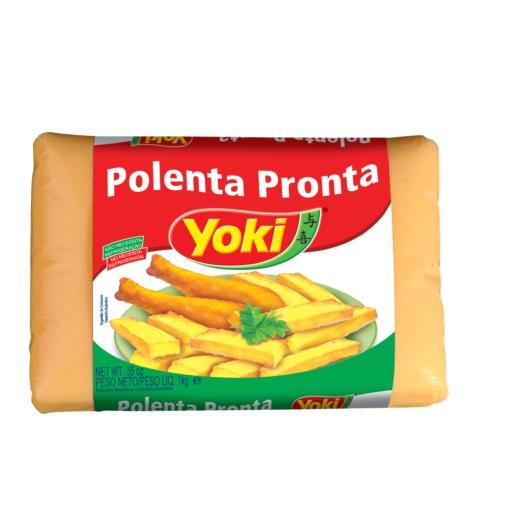 Polenta pronta Yoki 1kg.