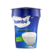 Iogurte desnatado Itambé 170g.