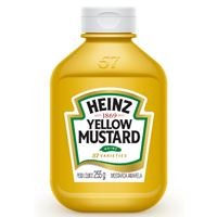 Mostarda americana Heinz 250g.