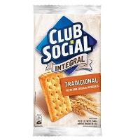 Biscoito Club Social integral 144g