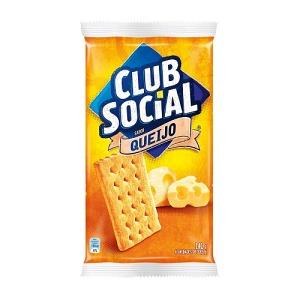Biscoito Club Social sabor queijo 141g