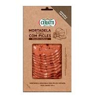 Mortadela Bologna Ceratti com picles 150g