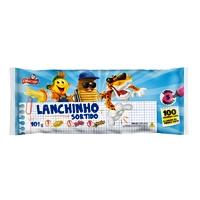 Lanchinho sortido Elma Chips 110g.