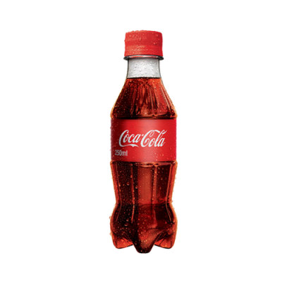 Coca Cola mini pet 200ml.