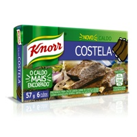 Caldo de costela Knorr 57g.