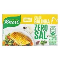 Caldo de galinha Zero Sal Knorr 48g