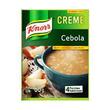 Creme de cebola Knorr 60g