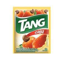 Refresco em pó Tang caju 35g.