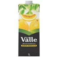 Suco pronto de maracujá Del Valle 1lt.