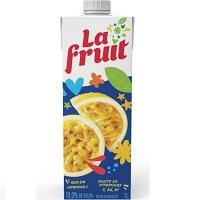 Suco pronto de maracujá La Fruit 1lt.