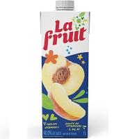 Suco pronto de pêssego La Fruit 1lt.