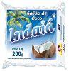 Sabão de coco Indaiá 200g.