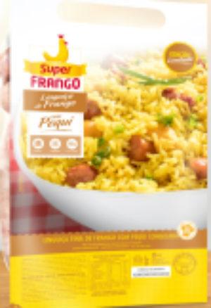 Linguiça de frango com pequi Super Frango 800g