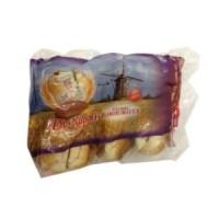 Pão para hamburguer Pão de Minas 500g.
