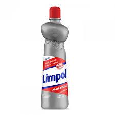 Limpador multi uso c/ alcool Limpol 500ml