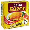 Caldo em pó galinha Sazon  37g