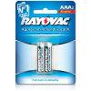 Pilha alcalina palito AAA  Rayovac 2x1