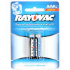 Pilha alcalina pequena AA Rayovac 2x1