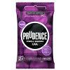 Preservativo Prudence Uva  3 X 1