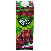 Suco pronto de uva Nutri Néctar 1lt
