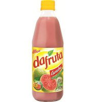 Suco de goiaba concentrado Dafruta 500ml.