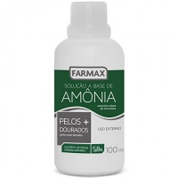 Amônia Farmax 100ml