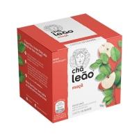 Chá maçã Leão 16g