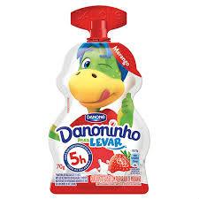 Danoninho p/ levar sabor morango 70g
