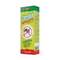Vela repelente composto  Citronela natural  8x1