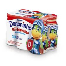 Leite fermentado Danoninho 6x90g