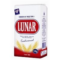 Farinha de trigo Lunar 1kg